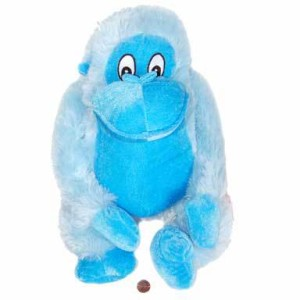 Bruce the Blue Gorilla (or something like him) can be purchased at carnivalsavers.com